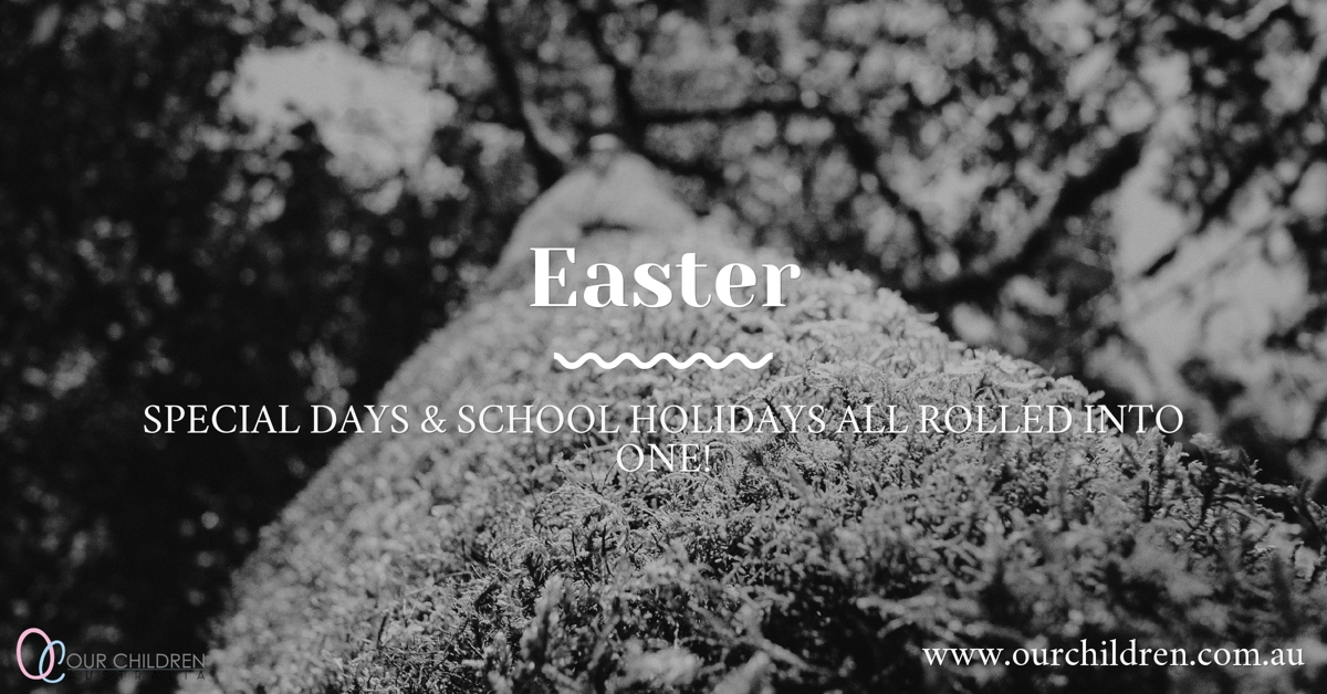When preparing for Easter school holidays and special days it is important that you know what your obligations are. blog article image
