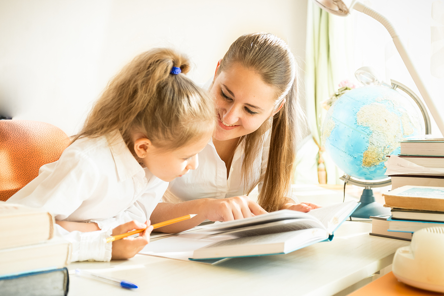 Learn tips on how to best help your children when they are studying for exams blog article image